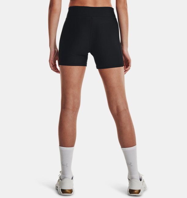 Womens UA Team Shorty 4 Shorts